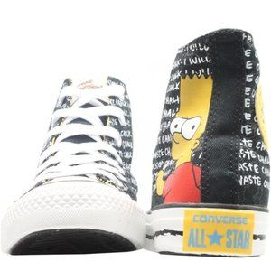 Converse Chuck Taylor All Star The Simpsons Shoes